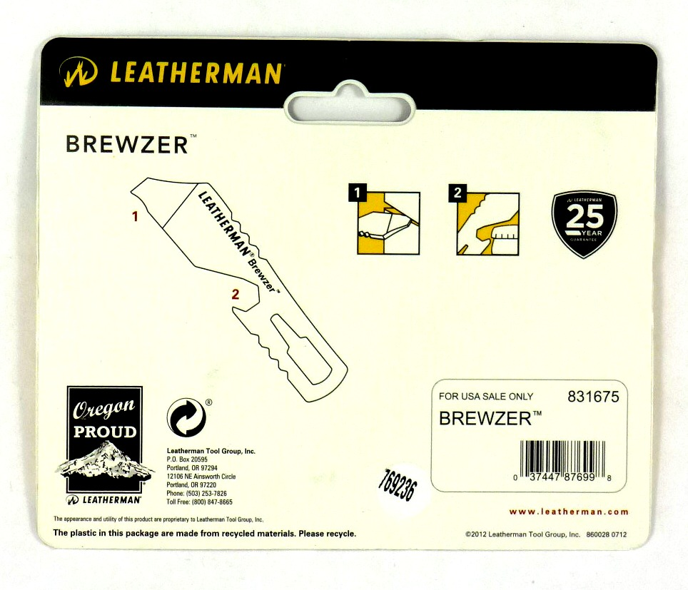 how to use leatherman can opener